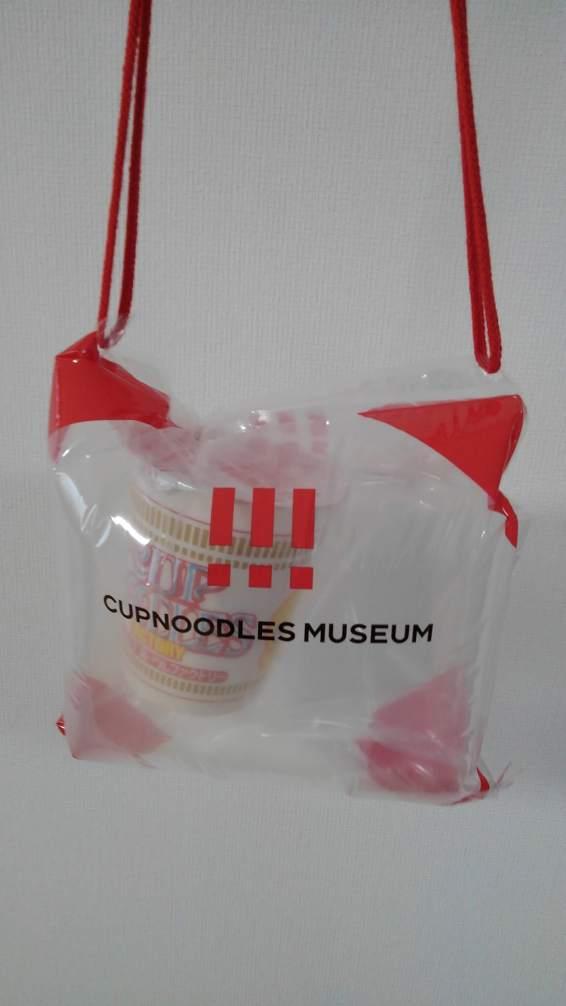 割れないように、こんな袋にいれて持ち帰れます。